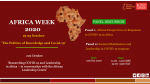 King's Africa Week ALC Panel Discussion